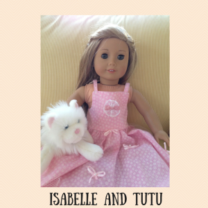 Isabelle and Tutu